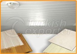 PVC Lambri Profile and Accessories