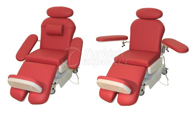 PANAMERA DIALYSIS AND CHEMOTHERAPY CHAIR (4 Motors)