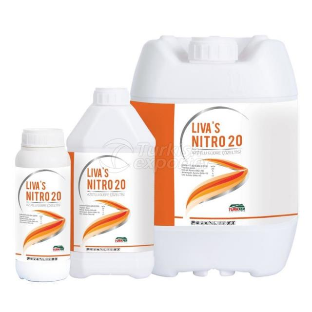 LIVA'S NITRO20