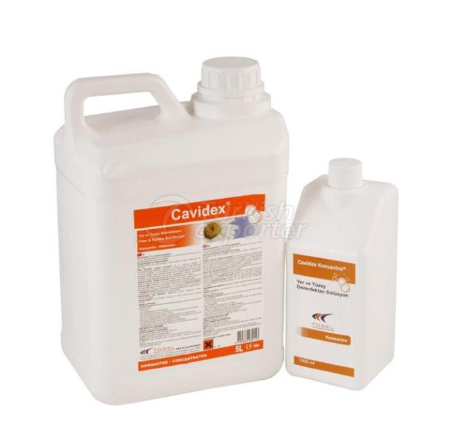 Cavidex Concentrated Solution