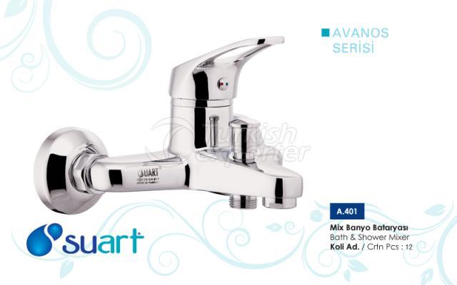 Bathroom Faucet A401 Avanos
