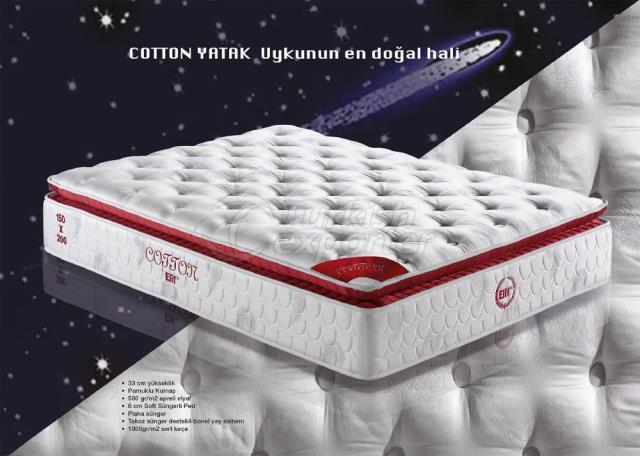 Yataklar Cotton