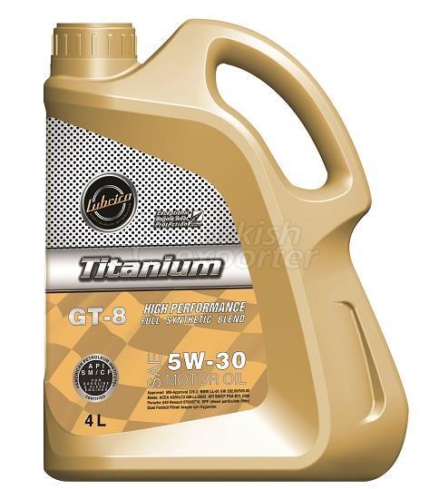 Lubrico Titanium GT-8 5W/30