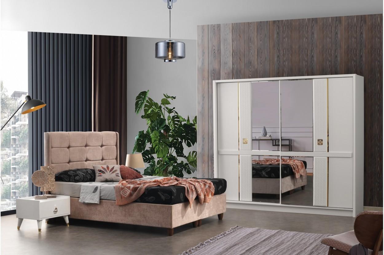 Bedroom Set - Vanessa