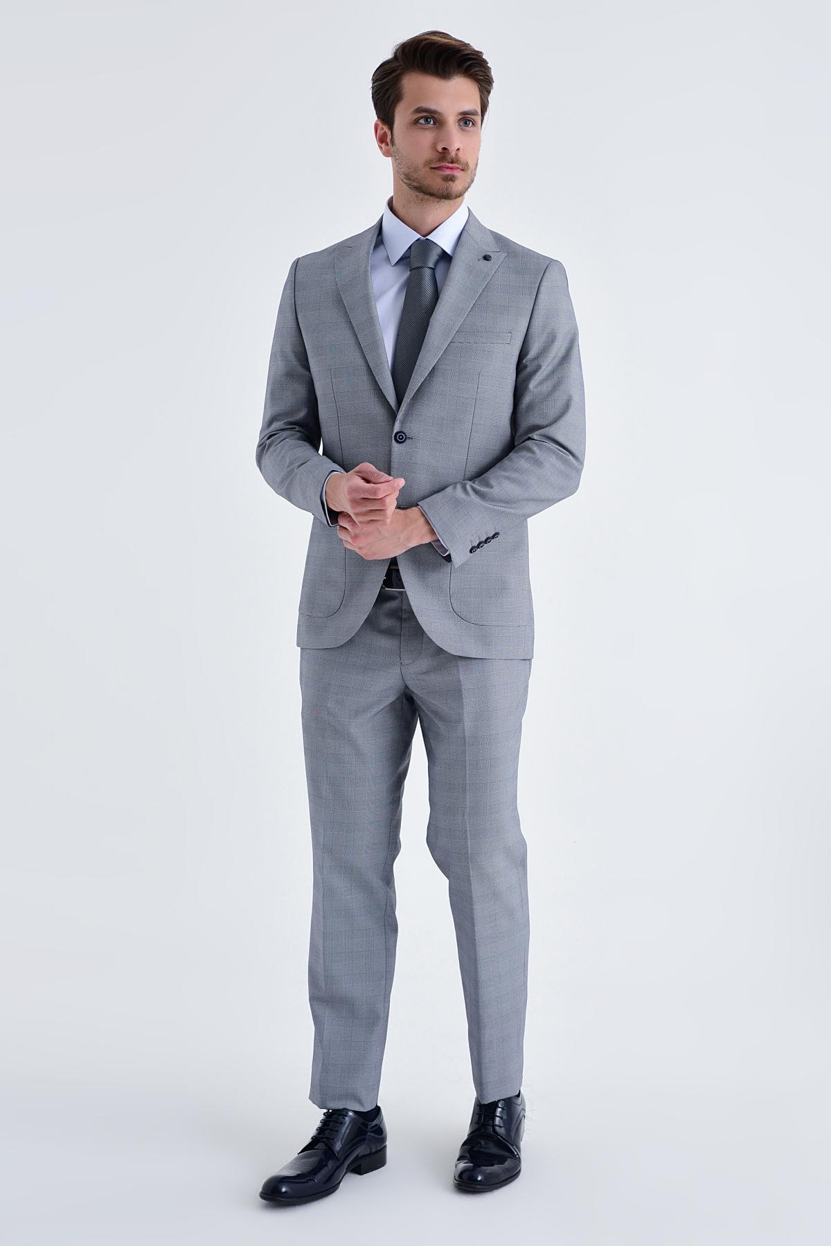 Slim Fit Groom_s Suit 33183019C007