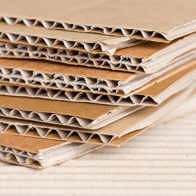 Corugated Cardboard Sheet