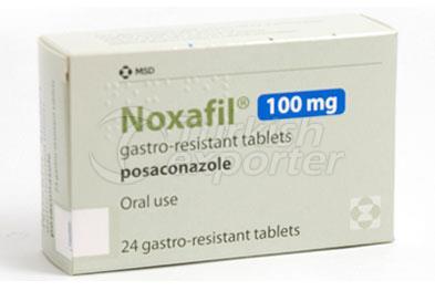 NOXAFIL 100 MG 24 TABLETS