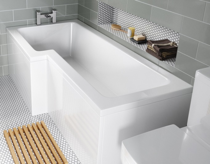 Classic Bathtub L Type