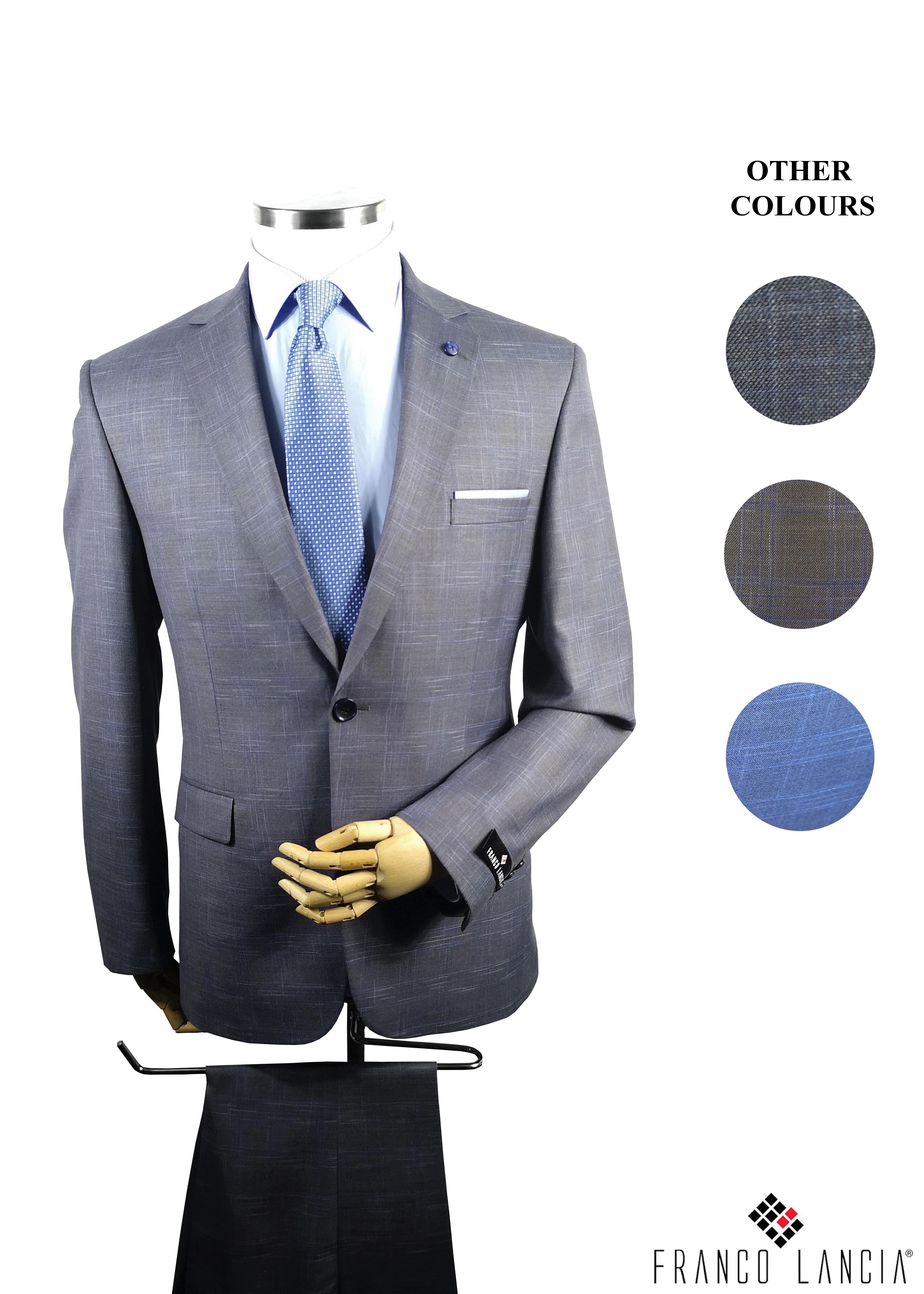Classic Regular Fit Suit