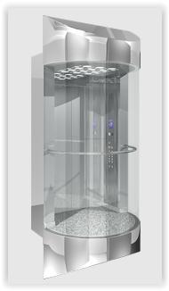 Elevator Cabin - Iris