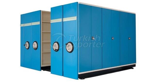 Compact Metal Cabinet