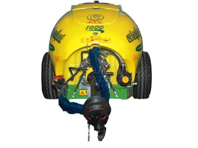Çekilir Tip Turbo Atomizör