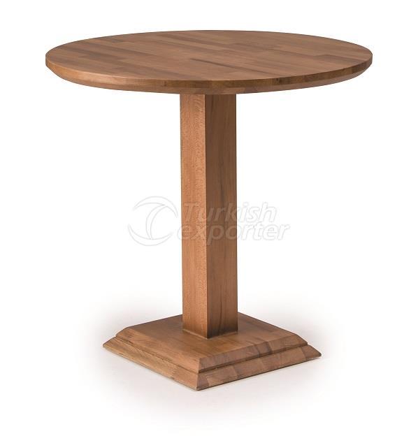 SNC-2070-Table, Mesas de interior