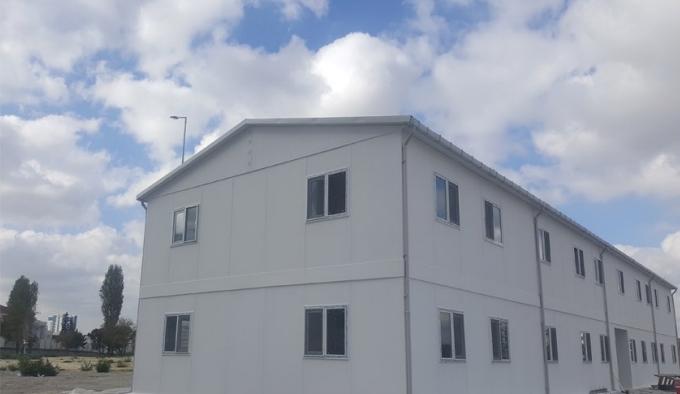 Prefabricated Buildings Topkapi Project