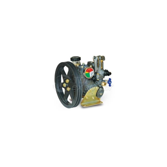 LSN30 Membrane Pump With Belt Pulley