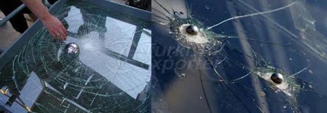 Impact Resistant Glass