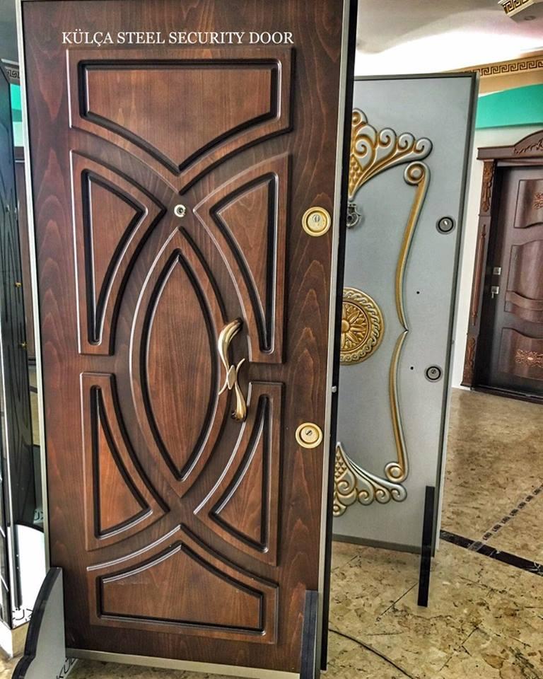 steel door new