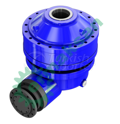 Twin Shaft Reducers