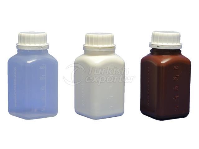 250 mlt Water Samples Bottle