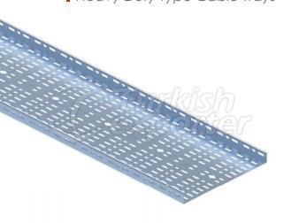 Plateaux de câbles robustes type EH40