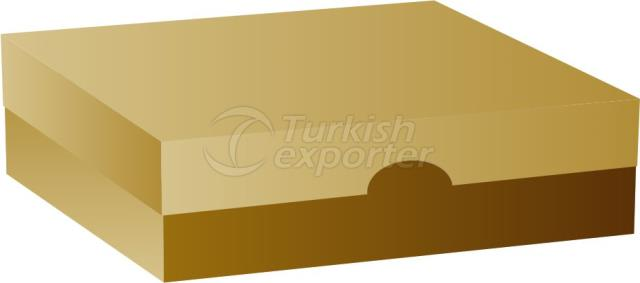 Pizza - Turkish Pizza Box