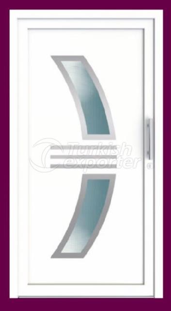 Inox Door 21220