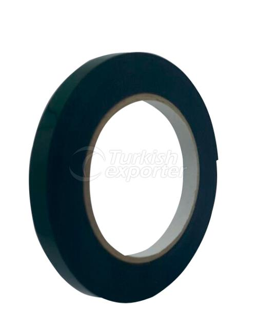 DOUBLE SIDED TAPE 1cm-5 meter-black