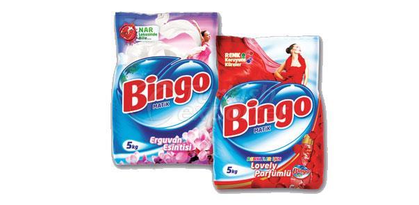 Detergent Packaging