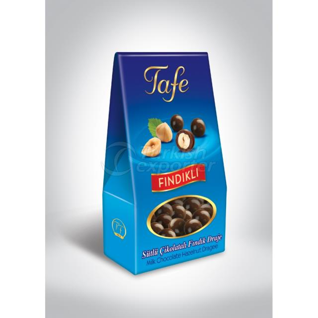 1178 kod Sütlü Çikolatalı Fındık Draje 60g