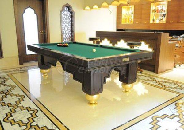 Billiards Table Lara Hill