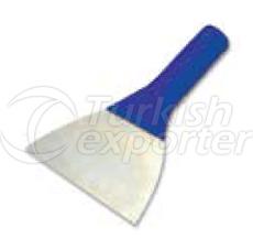Spatule avec tige en plastique