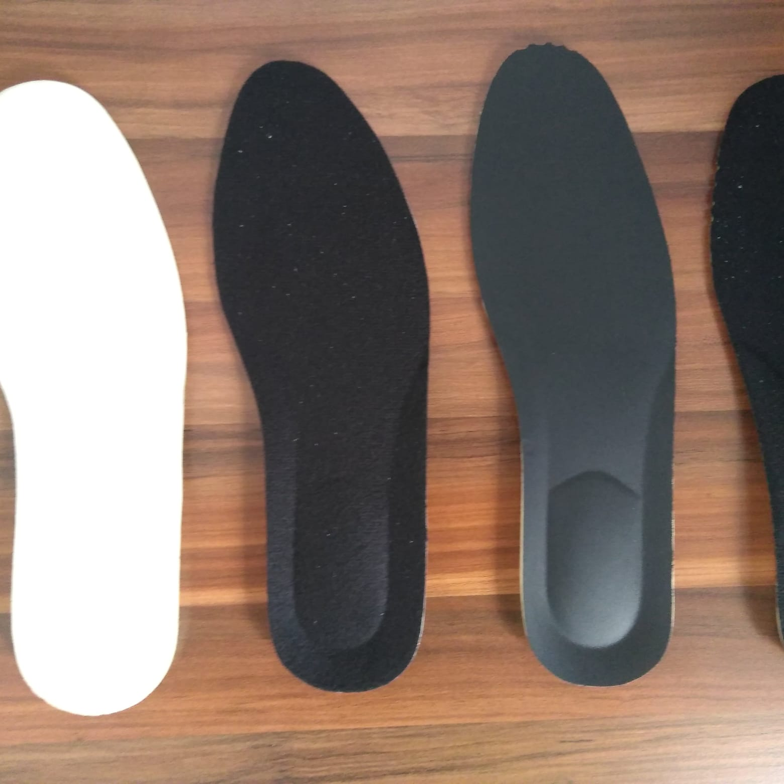 Insoles for shoes: Simple , Imitation, Alkantra
