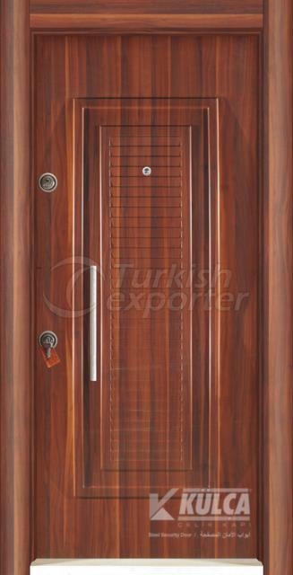 D-2016 (PVC STEEL DOOR)