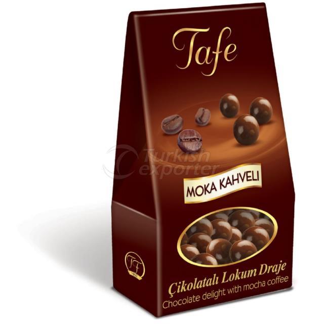 1249 код Шоколадный восторг с Mocha Coffe 60г