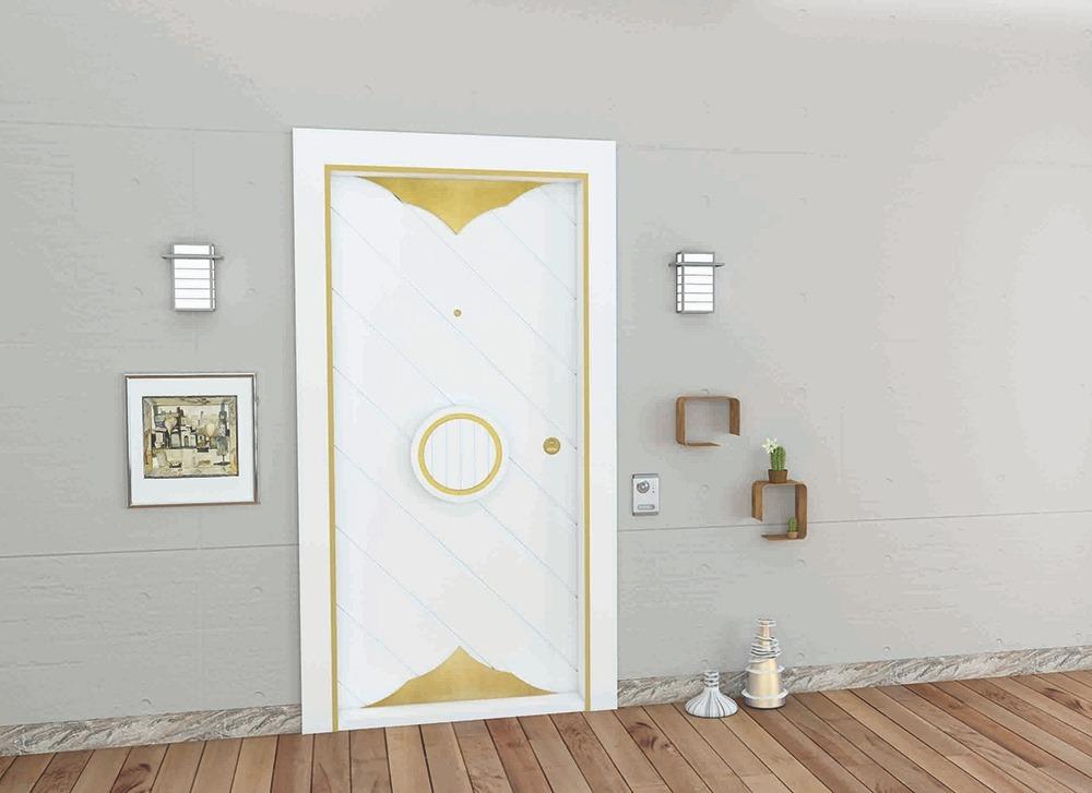 Steel Doors Platinum Soverign
