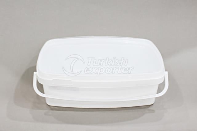 BKD 1750 plastic container