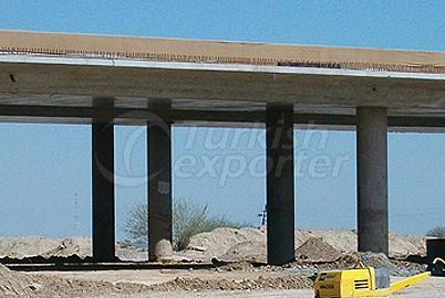 Türkmenistan Ashgabat Arçabil Sayoli Yol Projesi