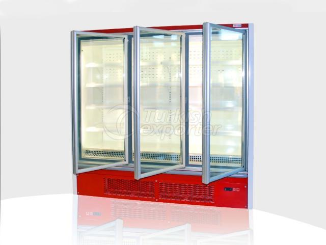 Multideck Cabinet BORA-P