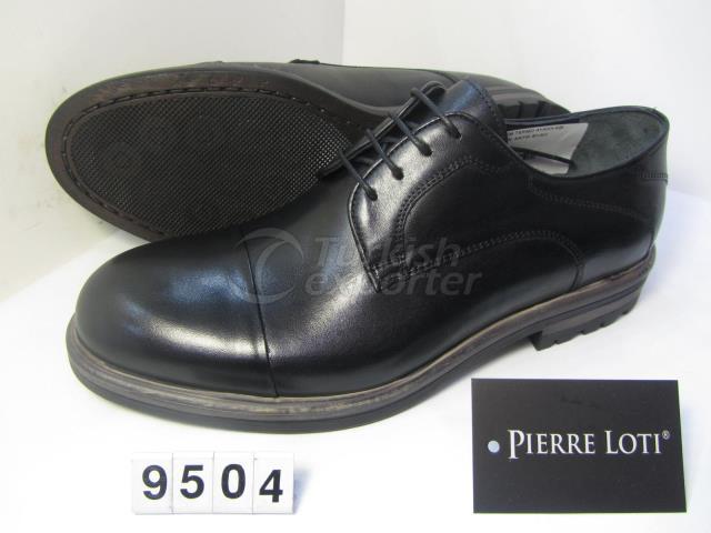 9504 Deri Ayakkabı