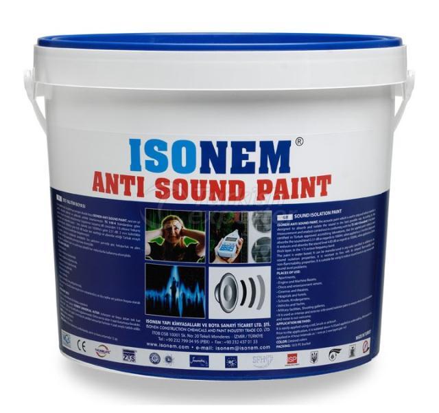 ISONEM ANTI SOUND PAINT