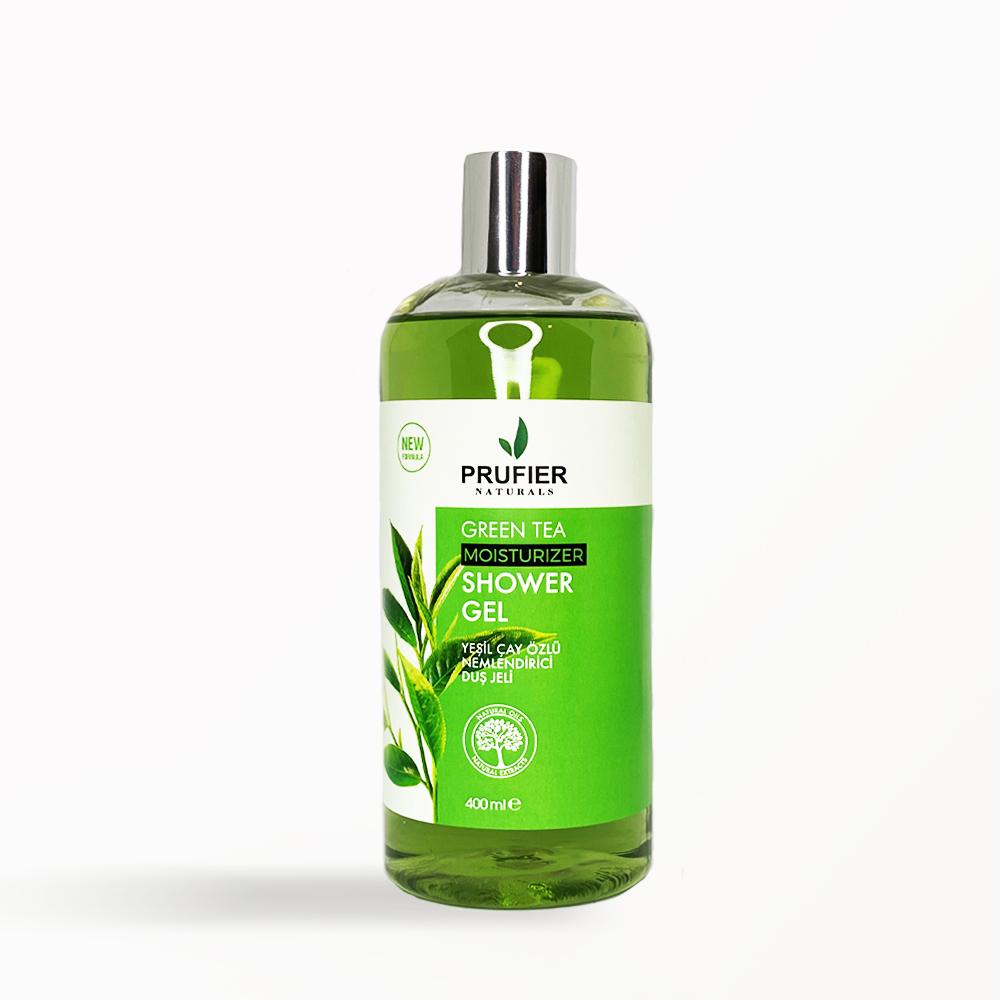 Prufier Naturals Yeşilçay Özlü Duş Jeli