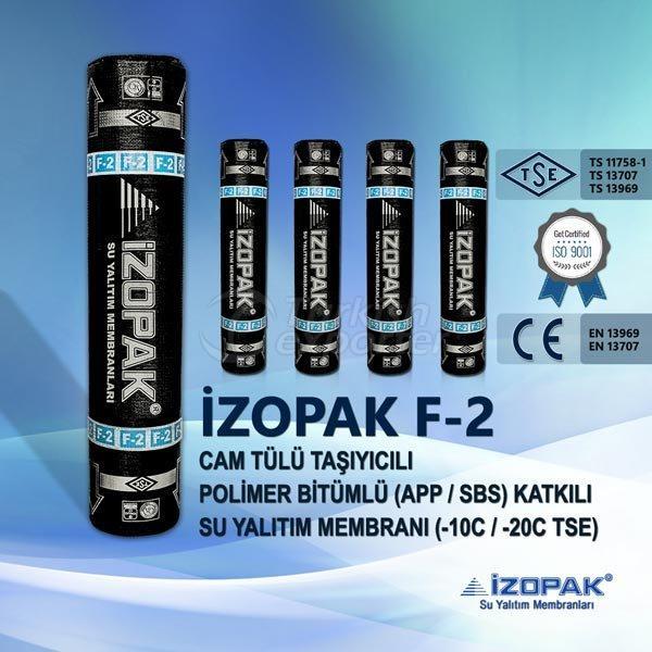 Izopak F-2 Water Isolating Membrane