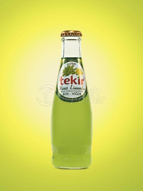Mint & Lemon Mineral Water
