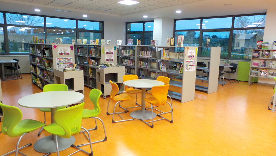 Educational Furniture - Library