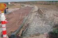 Asphalt Road Construction