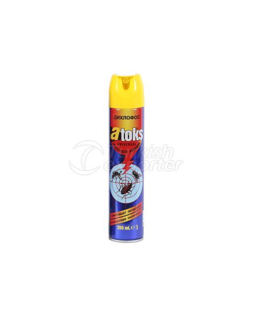 Fly Spray 200 Ml - Blue - Atox