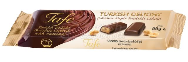 Turkish Delight Chocolate Covered Hazelnut 811