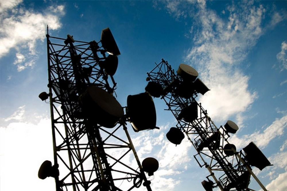 Gsm And Antenna Poles