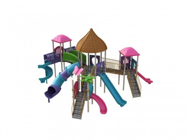 Metal Kids Playground BAB-P-14024