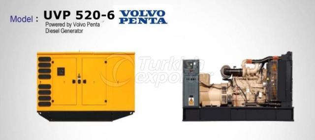 Diesel Generator - UVP 520-6